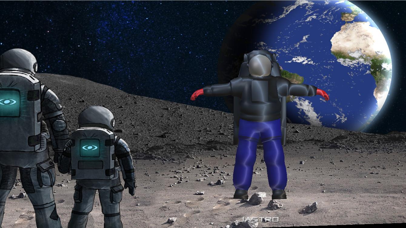 Astronaut Image